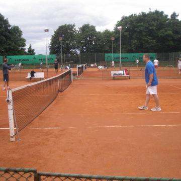 Pozvánka na klubový tenisový turnaj mixů TJ Břevnov 2018