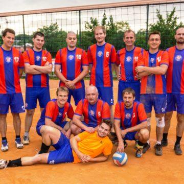 Úspěšné jaro týmů TJ Břevnov: volejbalisté druzí, tenisté čtvrtí
