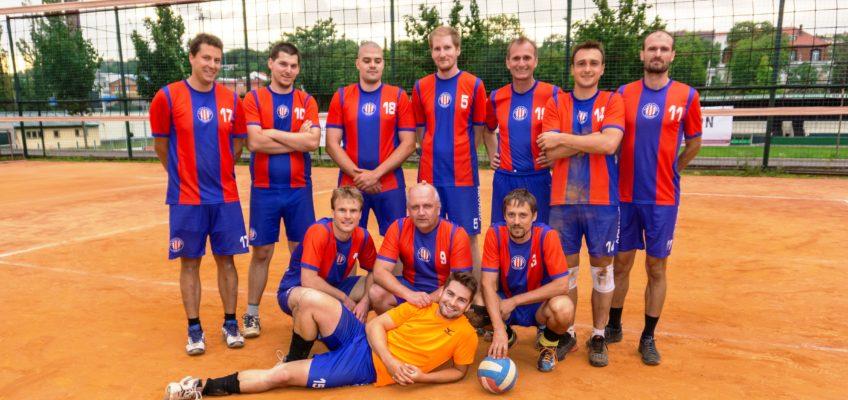 Volejbalový oddíl TJ Břevnov